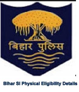 Bihar Daroga Eligibility 2021