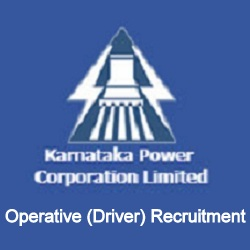 KPCL Operative (Driver) Recruitment