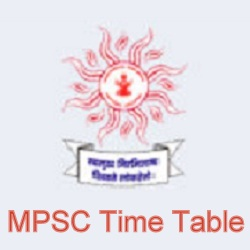 MPSC Time Table 2021