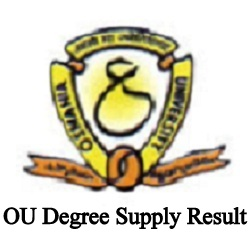 OU Degree Supply Result