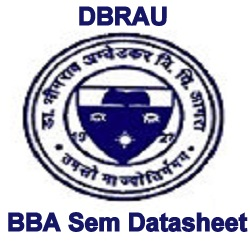 DBRAU BBA Data sheet 2021