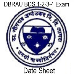 DBRAU BDS Exam Datesheet
