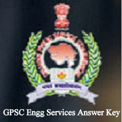 GPSC Engg Services Answer Key