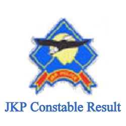 JK Police Constable Result