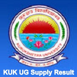 KUK BA B.Sc B.Com Part 1 2 3 Nov (Annual) Supply Shastri Result