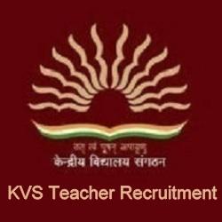 KVS Teacher Recruitment