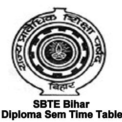 SBTE Bihar Diploma