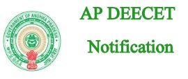 AP DEECET Notification