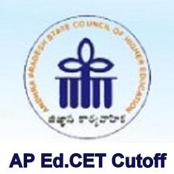 AP Ed.CET Cut off 2020