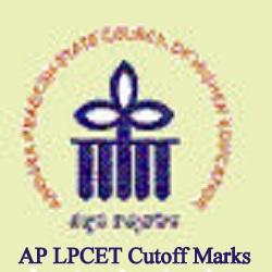 AP LPCET Cutoff Marks