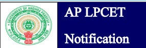 AP LPCET Notification
