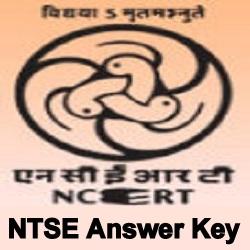 NTSE Nov Answer Key