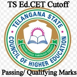 TS Ed.CET Cut Off 2020