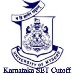 Karnataka SET Cut Off 2021