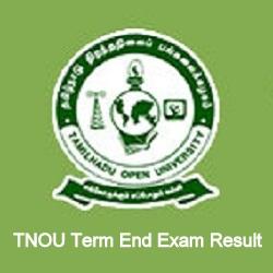 TNOU Result 2021 December