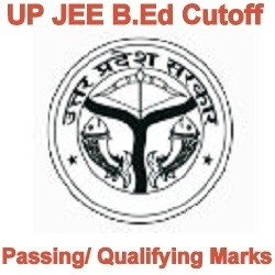 UP JEE B.Ed Cutoff