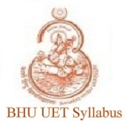BHU UET Syllabus 2022