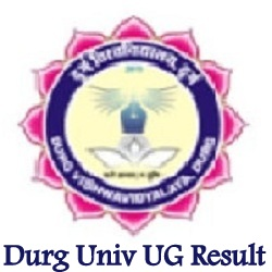 Durg University Result 2021