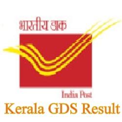 Kerala GDS Result
