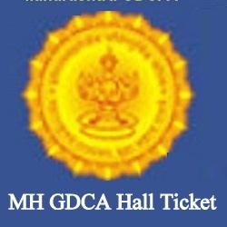 MH GDCA Hall Ticket