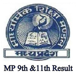 MP 9th & 11th Class Exam Result 2021