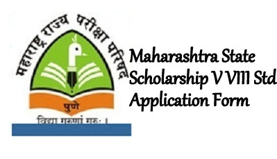 Maharashtra State Scholarship Form 2020