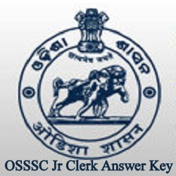 OSSSC Jr Clerk Answer Key