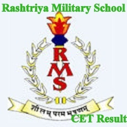 RMS CET Result 2021
