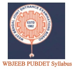 WBJEEB PUBDET Syllabus