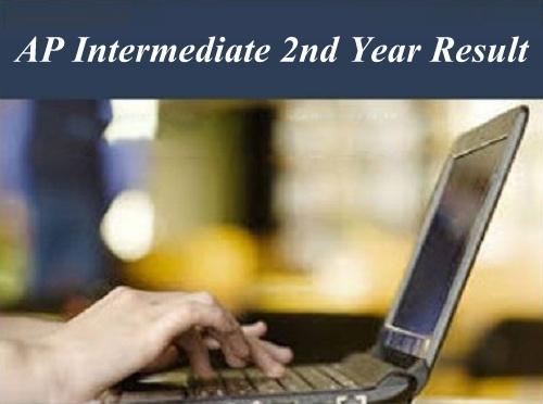 AP Intermediate 2nd Year result