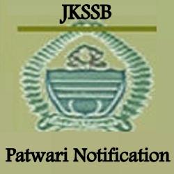 JKSSB Patwari Notification 2021