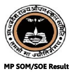 MP SOM SOE Result 2021