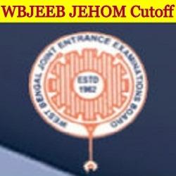 WBJEEB JEHOM Cutoff Marks