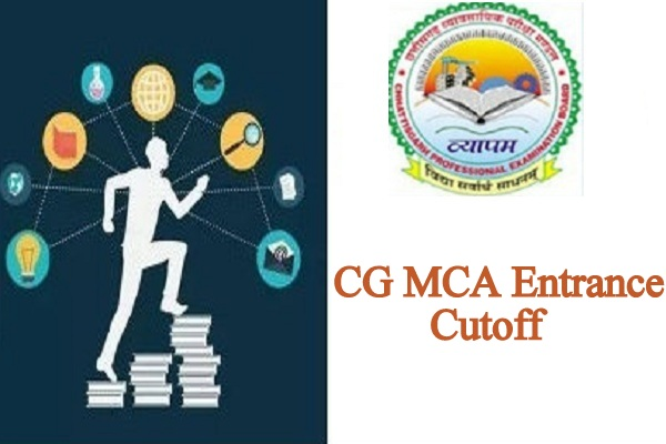 CG MCA Entrance Cut off 2020