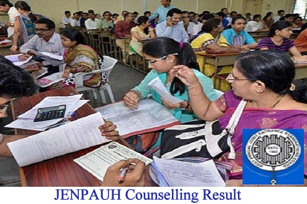 JENPAUH Counselling Result 2020
