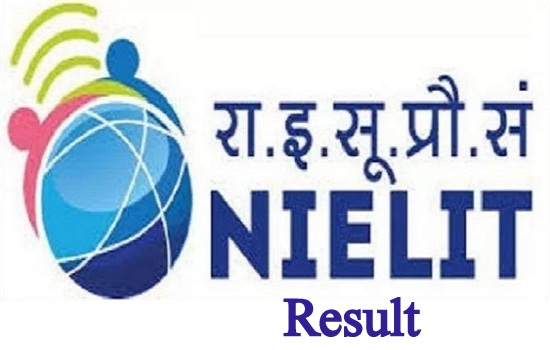 NIELIT CCC Result March 2020