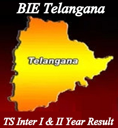 TS Inter I and II year Result