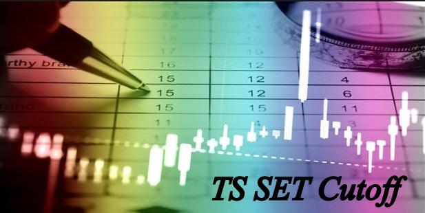 TS SET Cut off Marks 2021