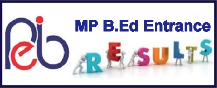 MPPEB B.Ed Entrance Result