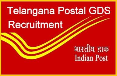 TS Postal GDS Recruitment