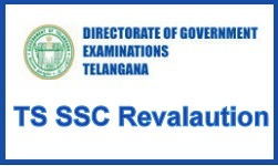 TS SSC Revaluation Fees 2020