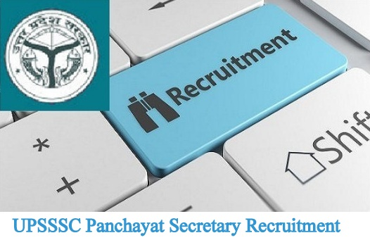UPSSSC Panchayat Secretary Recruitment 2022