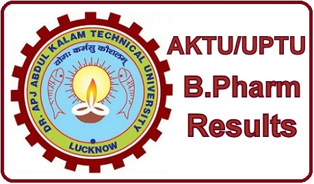 AKTU B.Pharmacy Result 2021