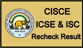 ICSE 10th Revaluation Result 2020