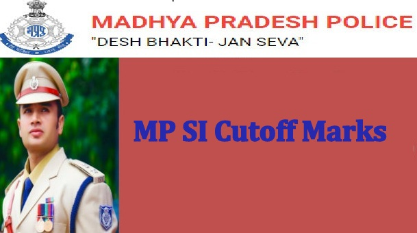 MP SI Expected Cut Off 2021