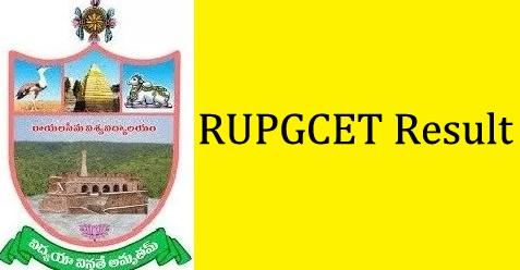 RUPGCET Result