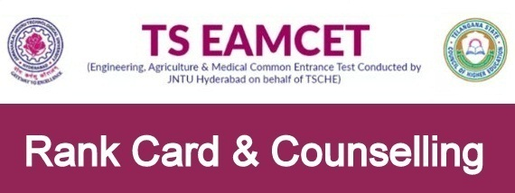 TS-EAMCET Rank & Counselling