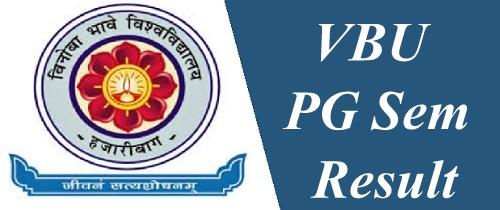 VBU PG Result 2021