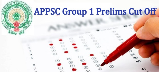 APPSC Group 1 Prelims Cut Off 2019