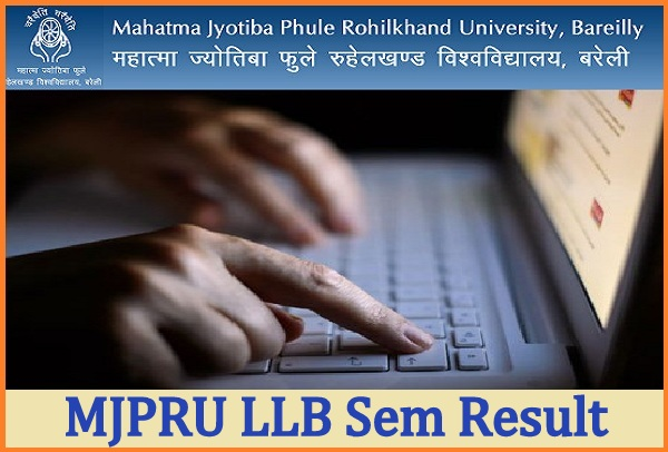 MJPRU LLB Result 2021